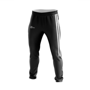Skinny Tracksuit Bottoms (Black/ White)
