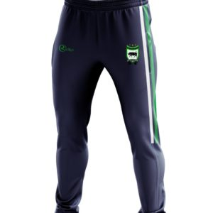 Skinny Tracksuit Bottoms – Sean Mac Cumhaills (Navy/Green/White)