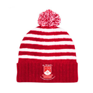 St Brigid's GAA Bobble Hat Stripes