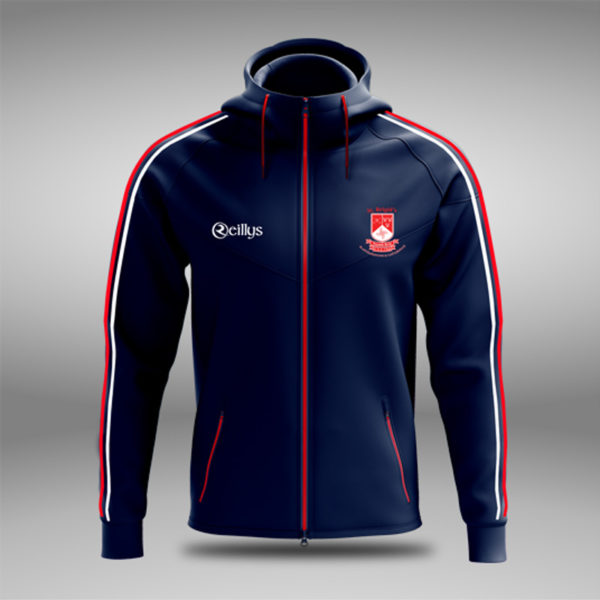 St Brigid's GAA Adults Full Zip Hoody
