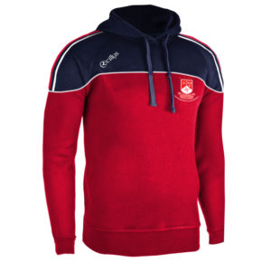 St Brigid's GAA Adults Half Zip Hoody