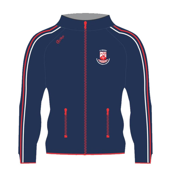 St Brigid's GAA Kids Full Zip