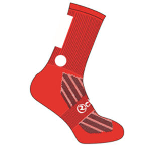 St Brigid's GAA Mid Length Socks