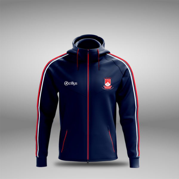 St Brigid's GAA Kids Full Zip Hoody