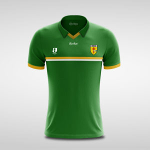 Adults Green Donegal Retro Jersey