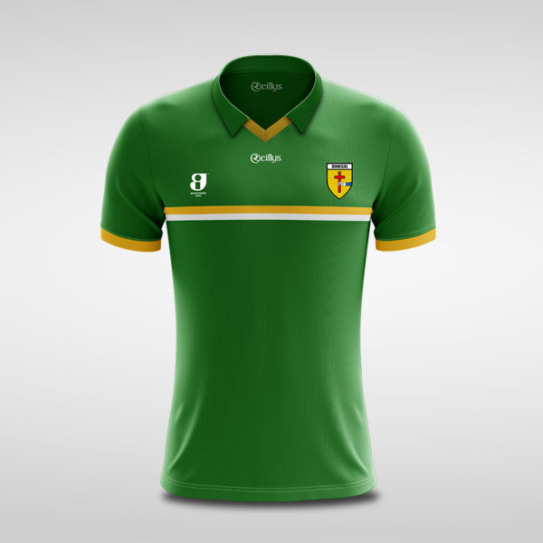 green donegal jersey range