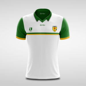 Adults White Donegal Retro Jersey