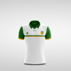 Kids White Donegal Retro Jersey