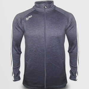 Full Zip – Navy Melange