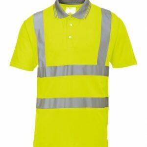 Hi Vis Polo T-Shirt