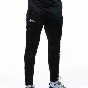 Skinny Tracksuit Bottoms – Black