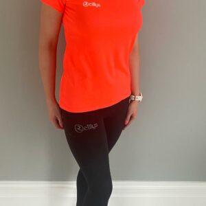 Coral Orange T -Shirt