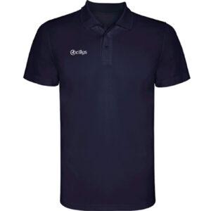 Navy Golf Polo