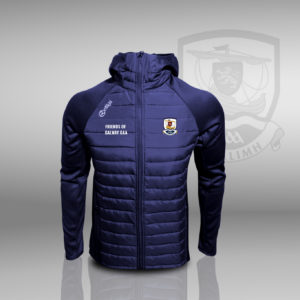 Friends of Galway GAAMulti-Quilted Jacket