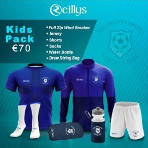 Ballybofey Utd – Bundle 1 Kids