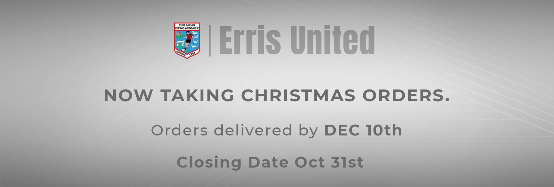 Erris United Football Club