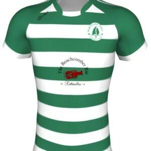 Rathmullan F.C-  Hooped Jersey
