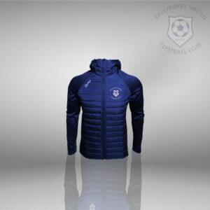 Ballybofey Utd  – Multi Quilted Jacket