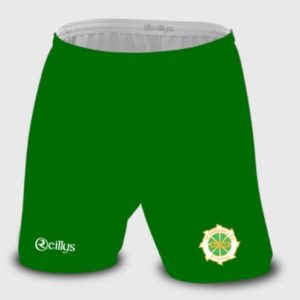 St Catherines F.C – Soccer Shorts – Green
