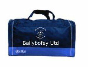 Ballybofey Utd- Gear bag