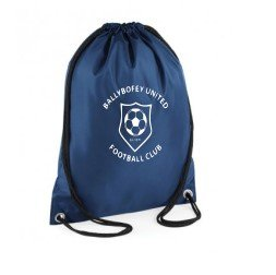 Ballybofey Utd – Drawstring bag