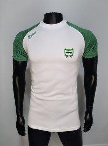 Sean Mac Cumhaills – White Round Neck T- Shirt