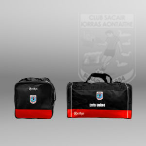 Erris Utd – Gear bag