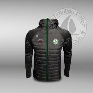 Rathmullan F.C – Multi Quilted Jacket