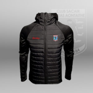 Erris Utd – Multi Quilted Jacket