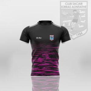 Erris Utd – Training Jersey Pink