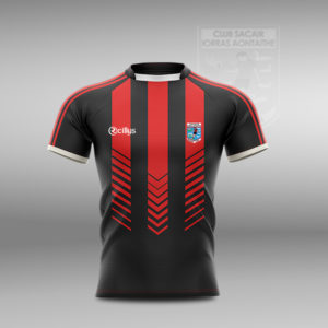 Erris Utd – Arrow Jersey