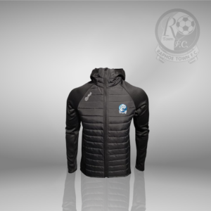 Raphoe Town  F.C – Multi Quilted Jacket