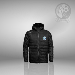 Raphoe Town  F.C – Soft Padded Jacket