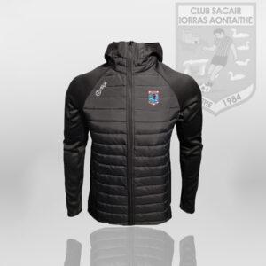 Erris Utd – Multi Quilted Jacket