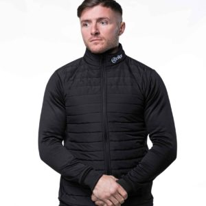 Golf Jacket – Black