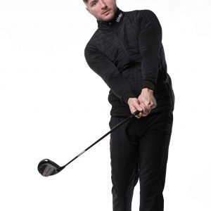 Golf Jacket – Black