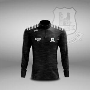 Kilmacrenan F.C Half Zip – Lightweight