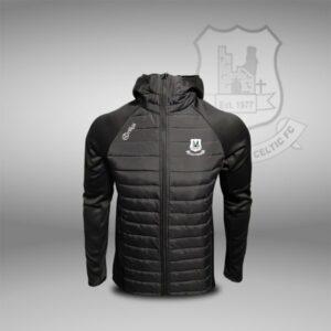 Kilmacrenan F.C Multi quilted Jacket