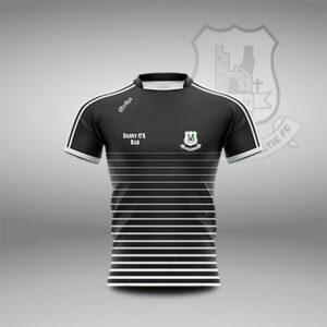 Kilmacrenan F.C – Black Jersey