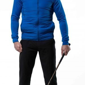 Golf Jacket – Royal Blue