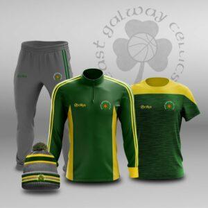 East Galway Celtics – Kids Pack 1
