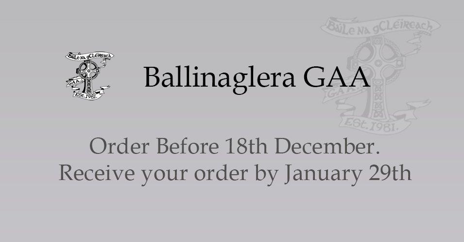 Ballinaglera GAA
