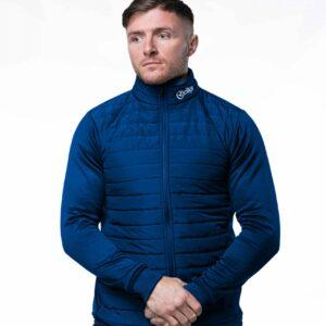 Golf Jacket – Royal Blue