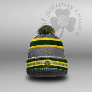 East Galway Celtics – Bobble Hat