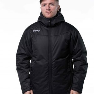 Pitchside Jacket – Black