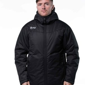 Pitchside Jacket – Black