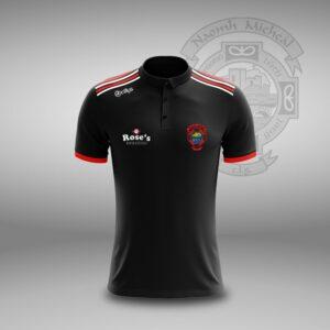 St Michael's GAA – Polo T- Shirt Black
