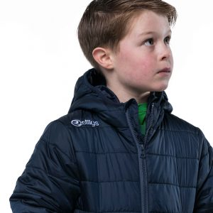 OR23 Padded Jacket – Black