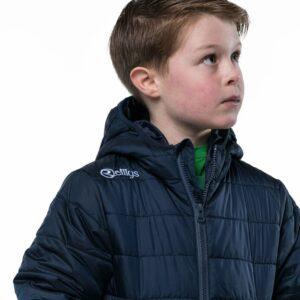 OR23 Padded Jacket – Black