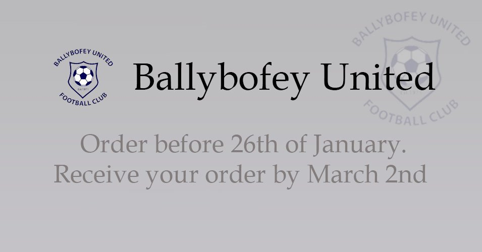 Ballybofey United F.C.